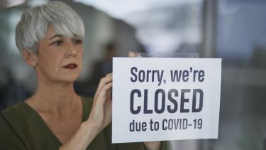 koronavírus étterem bezárás
