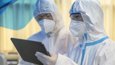 koronavírus fertőzés kórház covid-19