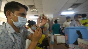 koronavírus india