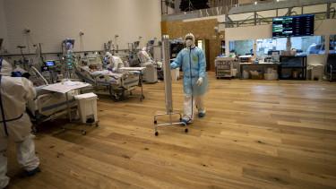 koronavírus járvány izrael újranyitás