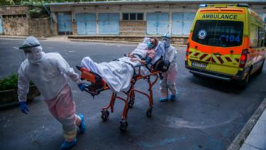 koronavirus jarvany magyar fertozott elhunyt