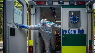 koronavirus jarvany uj magyar fertozott