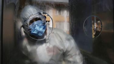 koronavírus járvány világ