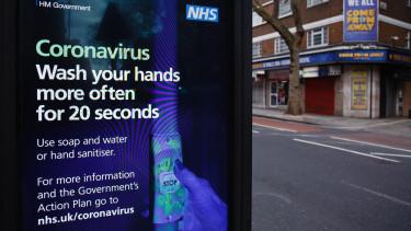 koronavírus kézmosás_getty