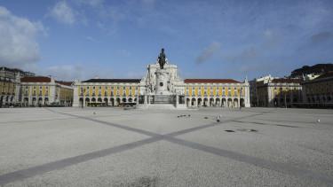koronavírus lisszabon portugália