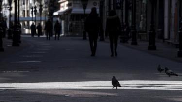 koronavírus magyarország turizmus váci utca