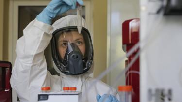 koronavírus orosz járvány vakcina