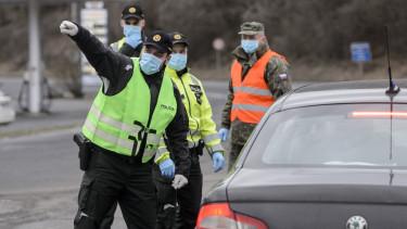 koronavirus szlovakia kijarai tilalom