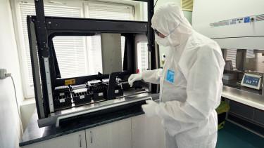 koronavírus teszt szűrés pcr teszt