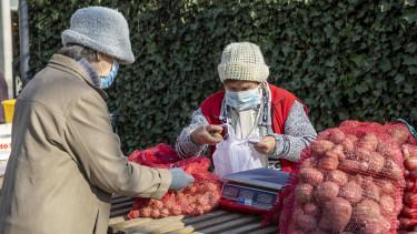 koronavírus vásárlás járvány piac