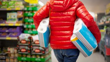 koronavírus vásárlás korlátozások nyitva tartás wc papír