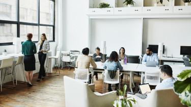 közösségi iroda, coworking