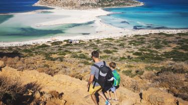 kréta görögország strand nyaralás túra tengerpart beach