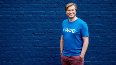 Kristo Kaarmann - CEO Wise (2021)