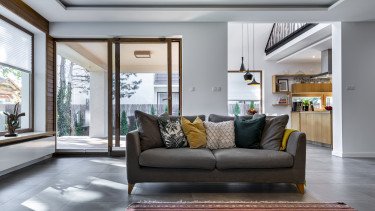 lakás belső modern airbnb