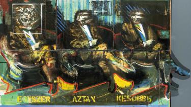 Lakner_László_Metamorfózis-egyszer_aztán_később_Virág_Judit_Galéria