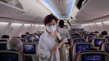 Légitársaság, koronavírus
