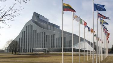lettország parlament