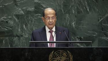 libanon elnök