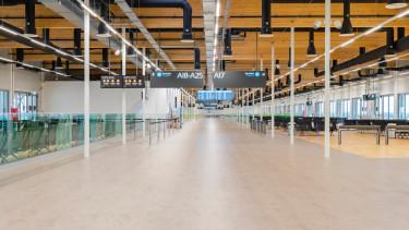 Liszt Ferenc Nemzetközi Repülőtér 1. móló