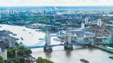 Londoni panoráma