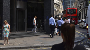 londoni utcca
