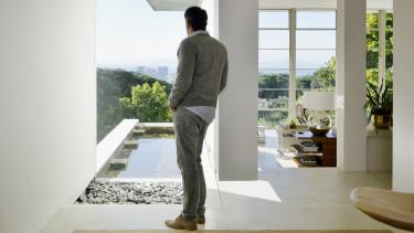 luxuslakás lakás belső