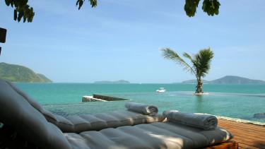 luxusnyaralás nagypágy tengerpart