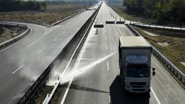 magyar autópálya közút