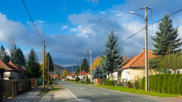 magyar falu vidék