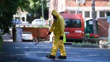magyar koronavírus járvány budapest