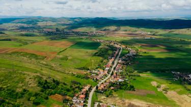 magyar vidék táj