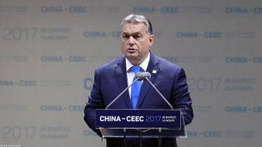 Major Chinese-Hungarian investment project reaches milestone - Orbán