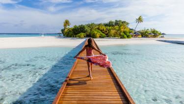 maldív szigetek tengerpart