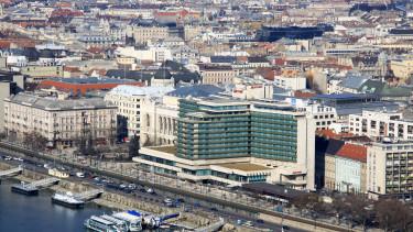 mariott budapest hotel