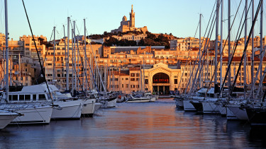 marseille francia getty stock