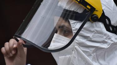 maszk koronavírus járvány mianmar