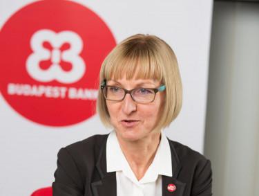 Mata Erika Budapest Bank