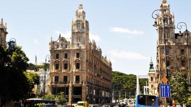 matild palota, ferenciek tere, erzsébet híd,belváros