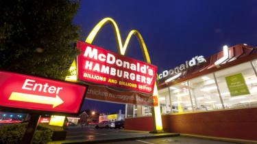 mcdonalds gyorsétterem
