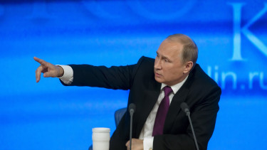 Megerősítené az orosz energiacégek védelmét Putyin