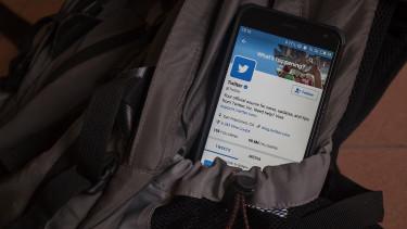 Meghekkelték a Twitter főnökének Twitter-fiókját