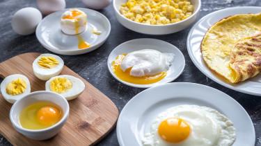 Meglepő eredményre jutottak a kutatók: napi egy tojás menthet meg a szívrohamtól