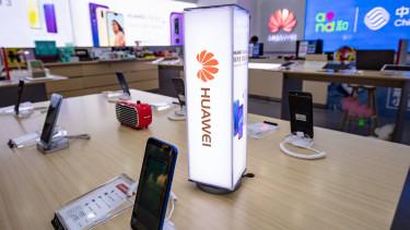 Mégsem lesz a Huawei a világ legnagyobb telefongyártója
