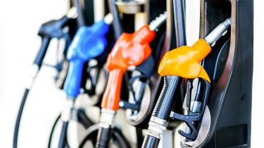 Megugrott az üzemanyag-fogyasztás