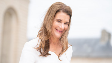 melinda gates getty editorial