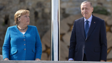 merkel erdogan törökország