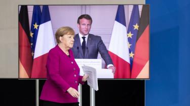 Merkel Macron nemet francia jvaslat helyreallitasi alap 200519