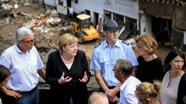 merkel németország katasztrófa