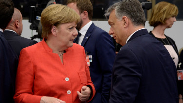 Merkel wants EU Council to tackle Hungary's defiance